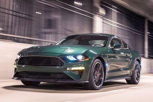 Ford възроди Mustang от филма Bullit