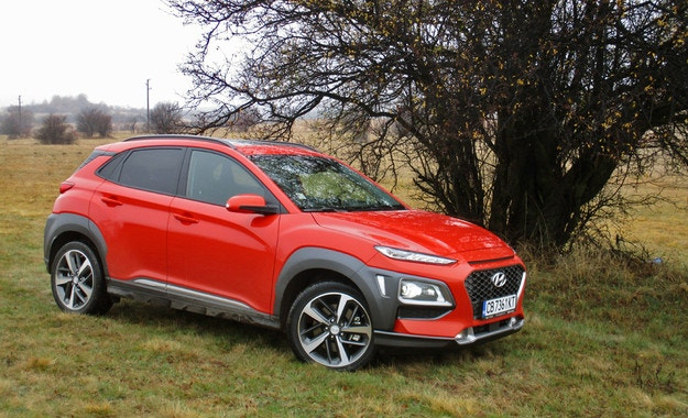 Hyundai Kona: Урок по нестандартно мислене
