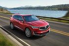 Acura показа дизайна на новия кросоувър RDX