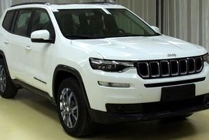 Разсекретиха дизайна на седемместния Jeep