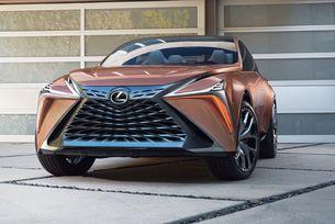 Това е флагманският Lexus LF-1 Limitless
