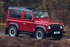 Land Rover разработи най-бързия Defender