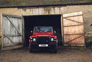 Всичко за юбилейния Land Rover Defender