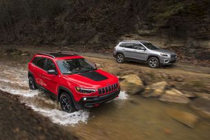 Световна премиера на Jeep Cherokee (2018)
