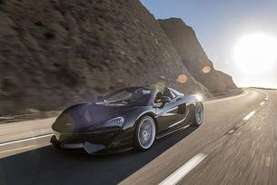 McLaren няма да се повлияе от SUV модата