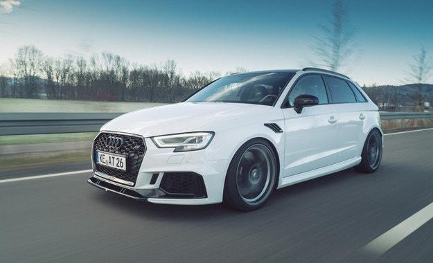 500 к.с. за Audi RS 3 Sportback ABT Sportsline