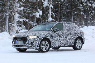 Кросоувърът Audi Q3 (2018) става по-динамичен