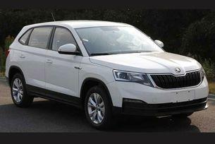 Skoda Kamiq (2018): Нов компактен SUV за Китай