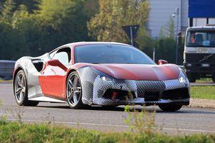 Суперспортистът Ferrari 488 GTO идва в Женева