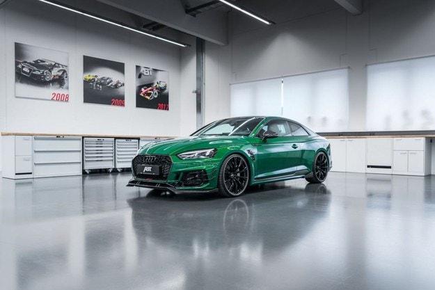 Студиото ABT доработи Audi RS5 с 530 к.с.