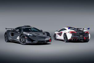 McLaren направи 10 спортни автомобила 570S