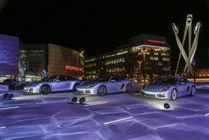 Porsche започва празненствата по случай юбилея