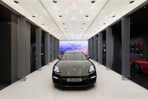 Новото Porsche Studio отвори врати в Бейрут