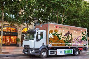 Renault Trucks представя електрически камиони през 2019