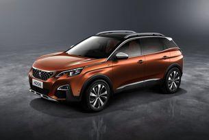 Peugeot ще представи нов купеобразен кросоувър