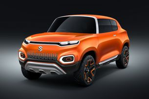 Suzuki Future-S загатва за нов компактен модел
