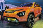 Tata представи кросоувър върху Land Rover Discovery Sport