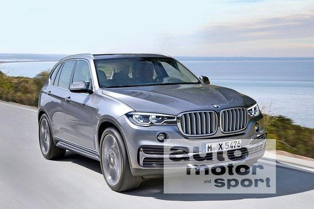 Новото BMW X5 M (2018): Информация, снимки и данни