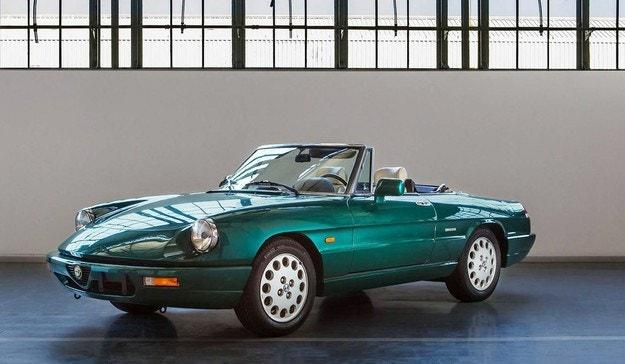 Fiat възстановява класически италиански автомобили