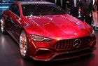 Новият автомобил, който ще бъде наследник на последното поколение на Mercedes-Benz CLS 63 AMG, е серийна версия на концептуалния автомобил Mercedes-AMG GT Concept, представен в Женева миналата пролет