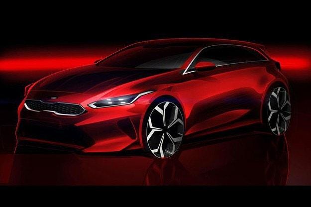 Kia Ceed (2018): Третото поколение става по-динамично