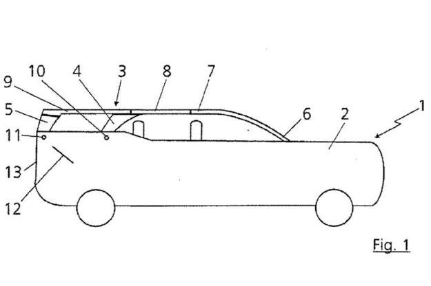 Audi твърд сгъваем покрив