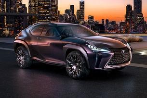 Lexus няма да произвежда компактен кросоувър в Европа