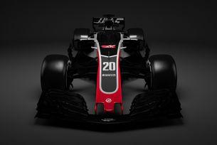 Haas F1 стана първият отбор във Формула 1, публикувал визуализации на автомобила си за 2018 година.