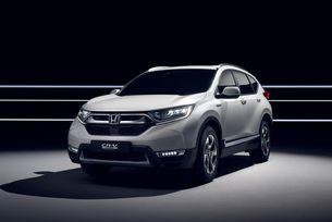 Honda на салона в Женева: Hybrid, Electric и Sport