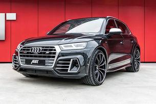 425 к.с. за Audi SQ5 от ABT Sportsline