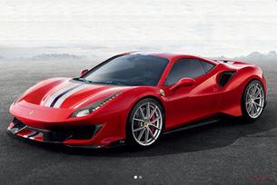 Разсекретиха нов суперавтомобил на Ferrari