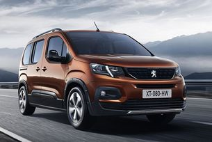 След промяната Peugeot Partner с ново име