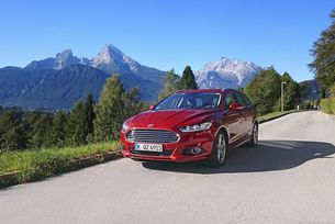 Ford Mondeo Turnier 2.0 TDCi