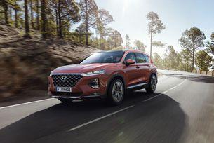 Дебютира в Сеул новото поколение Hyundai Santa Fe