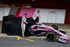 Представиха Force India VJM11 преди старта на тестовете