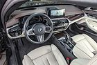BMW 540i срещу Mercedes E 400