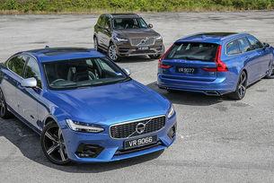 Volvo слага край на традиционните двигатели