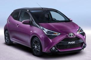 Toyota Aygo става по-мощен и по-икономичен