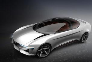 Автомобилът ще се отличава с авангарден дизайн с ретро ефекти. Освен това в създаването на прототипа участва и китайската компания Envision, която отговаря за разработването на електрическата задвижваща система на автомобила