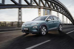 Hyundai разкри първия си електрически кросоувър