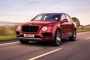 Bentley представя на салона в Женева нов модел
