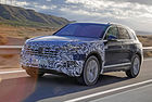 Показват новия Volkswagen Touareg на видео
