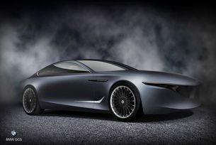 BMW Gran Coupé S: Модерно BMW E9-Revival