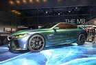 BMW представи версия на Серия 8 с четири врати