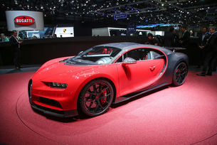 Bugatti показа хиперавтомобил за 3,67 млн. долара