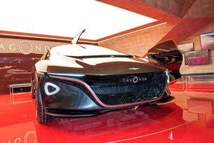 Lagonda Vision: Ново виждане за лукса