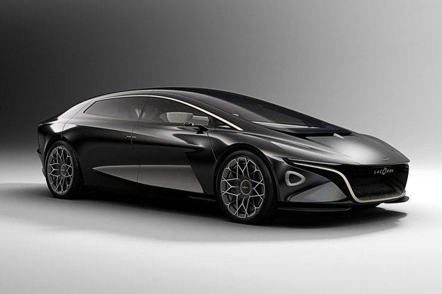 Aston Martin в Женева: Lagonda Vision Concept