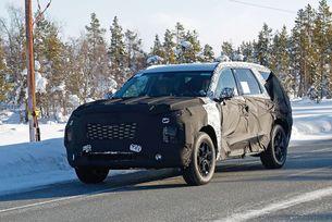 В очакване на осемместен SUV на Hyundai през 2020