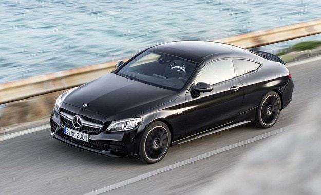 Обновиха купето и кабриолета на Mercedes C-класата