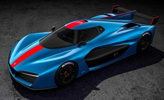 Pininfarina готви електрически суперавтомобил